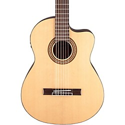 Jasmine JC25 Cutaway Classical Acoustic-Electric Guitar (JC25CE-NAT_136393)