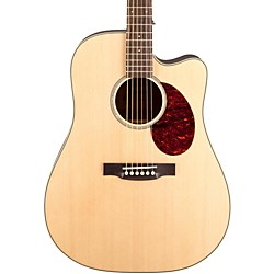 Jasmine JD-37 Dreadnought Acoustic-Electric Guitar (JD37CE-NAT_136399)