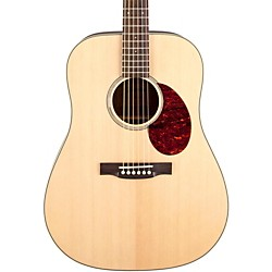 Jasmine JD-37 Solid Top Dreadnought Acoustic Guitar (JD37-NAT_136398)