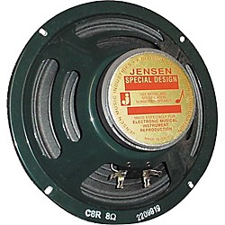 "Jensen C8R 25W 8"" Replacement Speaker (P-A-C8R-4)"