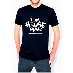 JoJo Electro I am House Music T-Shirt (M12-35-XL)