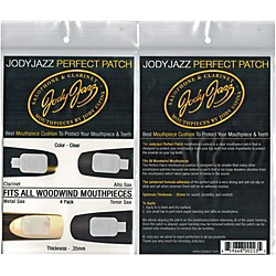 Jody Jazz Perfect Patch Clear 4 Pack (85966800223)