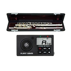Jupiter 511 Beginner Student Flute Bundle (511-123 Kit)