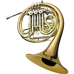 Jupiter 952RL Series Fixed Bell Double Horn (952RL)