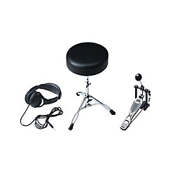 KAT Percussion Throne Pedal and Headphone Expansion Pack (KT2EP4)
