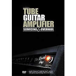KENDRICK Tube Guitar Amplifier Servicing and Overhaul (DVD) (331404)