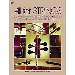 KJOS All For Strings Book 1 Viola (78VA)