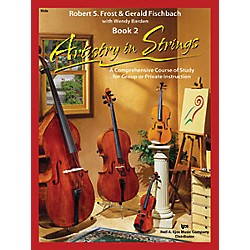 KJOS Artistry In Strings 2 Book/CD Viola Book (101VACD)
