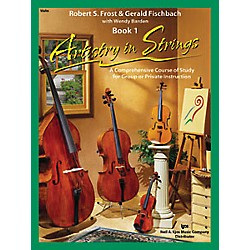 KJOS Artistry In Strings Book 1/CD Violin (100VNCD)