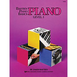 KJOS Bastien Piano Basics: Piano Level 1 (WP201)