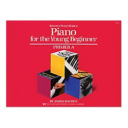 KJOS Bastien Piano Basics Piano For The Young Beginner Primer (WP230)