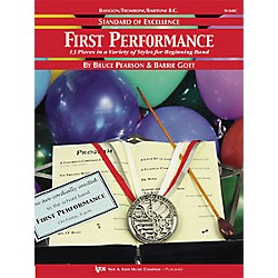 KJOS First Performance Trombone/Baritone Bc/Bassoon (W26BC)