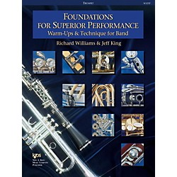 KJOS Foundations For Superior Performance Trumpet (W32TP)