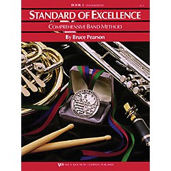 KJOS Standard Of Excellence Book 1 Alto Sax (W21XE)