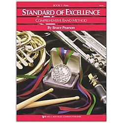 KJOS Standard Of Excellence Book 1 Flute (W21FL)