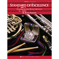 KJOS Standard Of Excellence Book 1 French Horn (W21HF)
