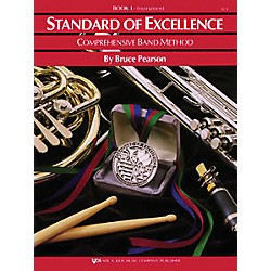 KJOS Standard Of Excellence Book 1 Trombone (W21TB)