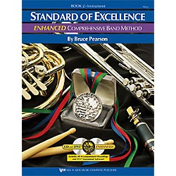 KJOS Standard Of Excellence Book 2 Enhanced Alto Sax (PW22XE)