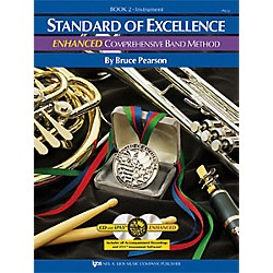 KJOS Standard Of Excellence Book 2 Enhanced Bari Sax (PW22XR)