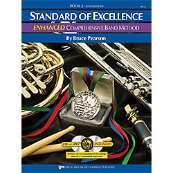 KJOS Standard Of Excellence Book 2 Enhanced Trombone (PW22TB)