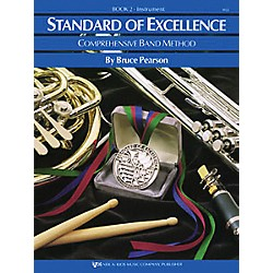 KJOS Standard Of Excellence Book 2 Trombone (W22TB)