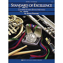 KJOS Standard Of Excellence Book 2 Trumpet (W22TP)