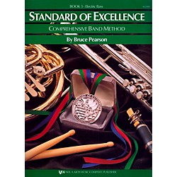 KJOS Standard Of Excellence Book 3 Electric Bass (W23EBS)
