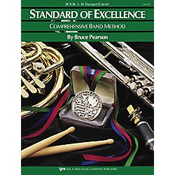 KJOS Standard Of Excellence Book 3 Trumpet (W23TP)