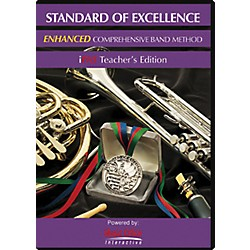 KJOS Standard Of Excellence Enhanced Ipas Teachers Edition (PW21IPTE)