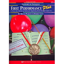 KJOS Standard Of Excellence First Performance Plus-COND SCORE (W53F)