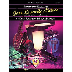 KJOS Standard Of Excellence for Jazz Ensemble 1st Alto Sax (W31XE1)