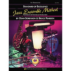 KJOS Standard Of Excellence for Jazz Ensemble 1st Trumpet (W31TP1)