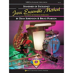 KJOS Standard Of Excellence for Jazz Ensemble Vibes /Aux Percussion (W31A)