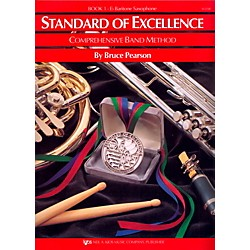 KJOS Standard of Excellence Book 1 Baritone Sax (W21XR)
