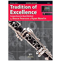KJOS Tradition Of Excellence Book 1 for Clarinet (W61CL)