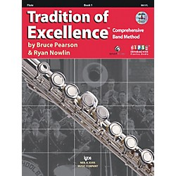 KJOS Tradition Of Excellence Book 1 for Flute (W61FL)