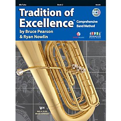 KJOS Tradition Of Excellence Book 2 for Tuba (W62BS)