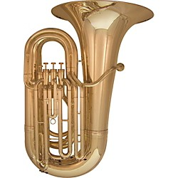 Kanstul 33-T Top Action Series 4-Valve 4/4 BBb Tuba (33-T-1)