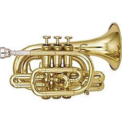 Kanstul 905 Series Bb Pocket Trumpet (905-2)