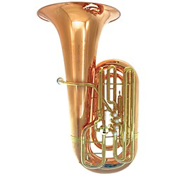 Kanstul Model 5490 Grand Series 5-Valve 5/4 CC Tuba (5490)