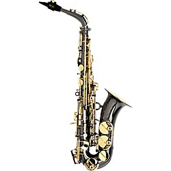 Keilwerth SX90R Black Nickel Model Professional Alto Saxophone (JK2400-5B-0)