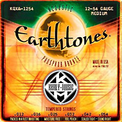 Kerly Music Earthtones Phosphor Bronze Acoustic Guitar Strings Medium (KQXA-1254)