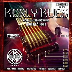 Kerly Music Kerly Kues Nickel Wound Electric Guitar Strings Medium (KQX-1046)