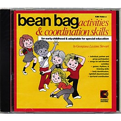 Kimbo Bean Bag Activities (KIM7055CD)