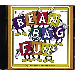 Kimbo Bean Bag Fun (KIM2018CD)