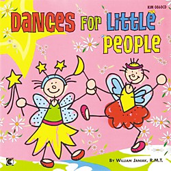 Kimbo Dances For Little People (KIM0860CD)