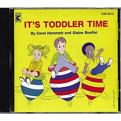 Kimbo It's Toddler Time (KIM0815CD)