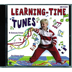 Kimbo Learning Time Tunes (KIM9134CD)