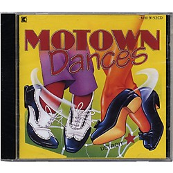 Kimbo Motown Dances (KIM9152CD)