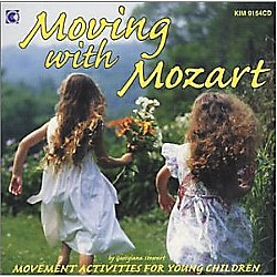 Kimbo Moving With Mozart (KIM9154CD)